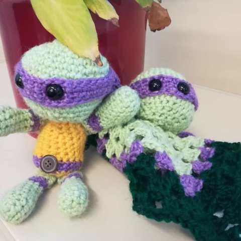 turtle – Amigurumi Patterns | 480x480